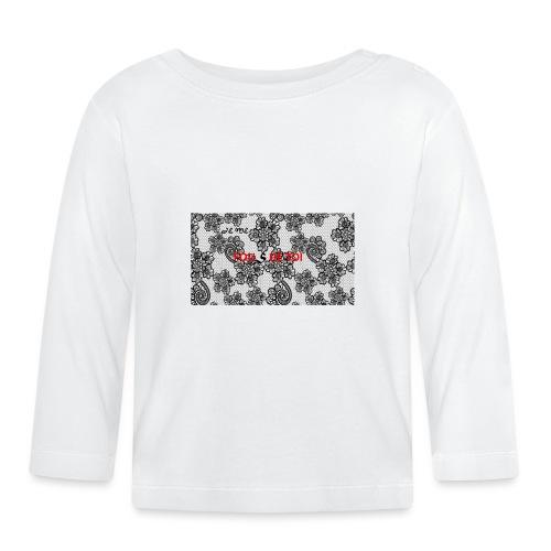 JE ME FOUS DE TOI 3 edite - T-shirt manches longues Bébé