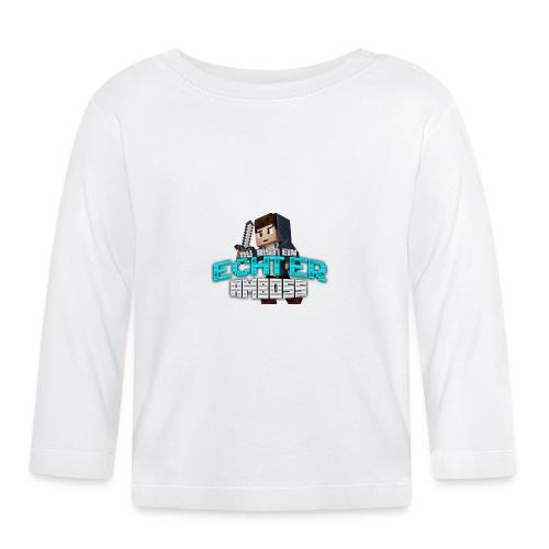 Echter Amboss! - Baby Long Sleeve T-Shirt