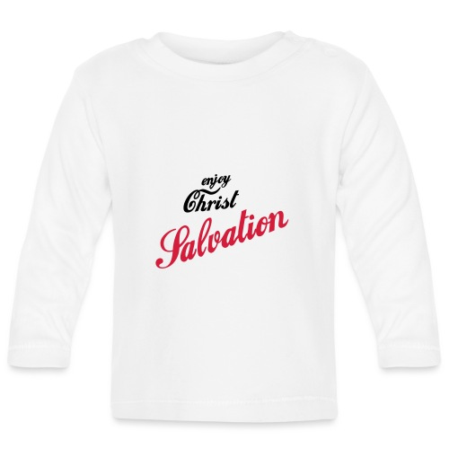 salvation - Baby Langarmshirt