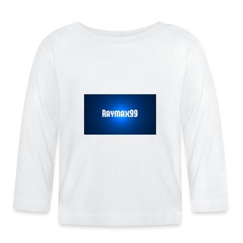 Dam T-shirt - Långärmad T-shirt baby