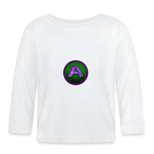Alesa Logo - Baby Long Sleeve T-Shirt