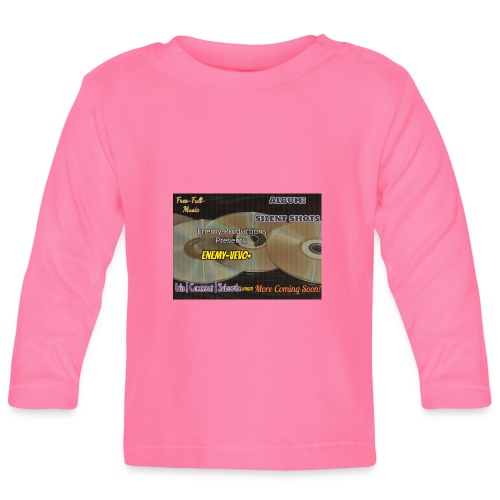 Enemy_Vevo_Picture - Baby Long Sleeve T-Shirt