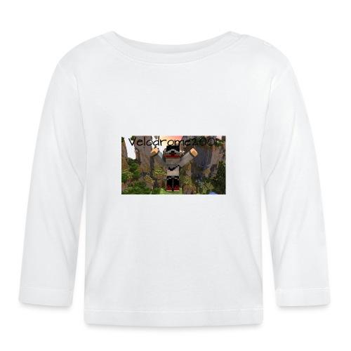Velodrome2001 Tröja! - Långärmad T-shirt baby