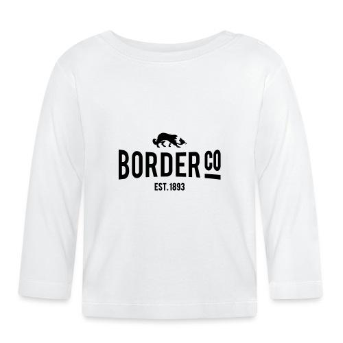 Border Co - T-shirt manches longues Bébé
