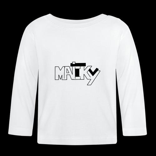 MaickyTv - Baby Langarmshirt