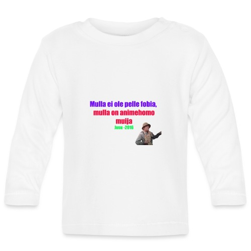 Jusun kuuluisa lausahdus - Vauvan pitkähihainen paita