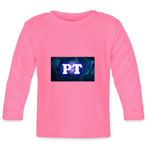 Project T Logo - Baby Long Sleeve T-Shirt