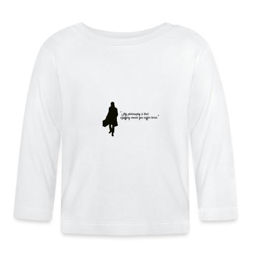 Newt - T-shirt manches longues Bébé