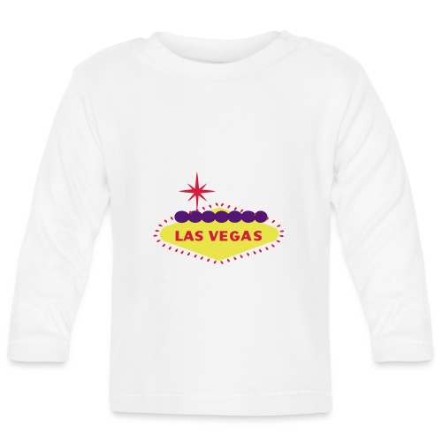 create your own LAS VEGAS products - Baby Long Sleeve T-Shirt