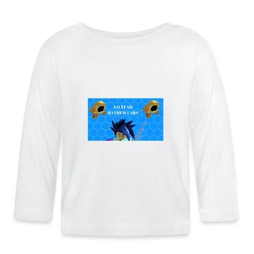 Go team mathew labs! - Baby Long Sleeve T-Shirt