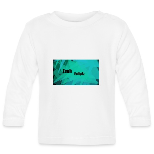 Zeqh EclipZz Youtube Name - Baby Long Sleeve T-Shirt