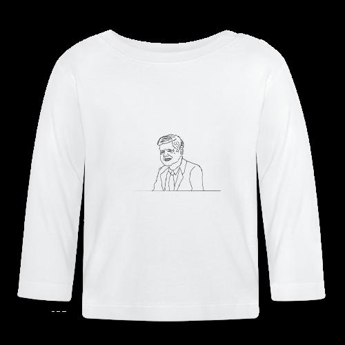JFK - T-shirt manches longues Bébé