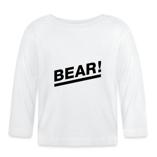 Bear! Solo - Baby Langarmshirt