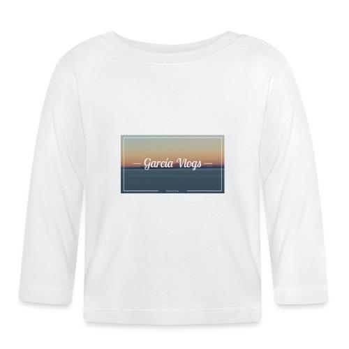 Garcíavlogs - Camiseta manga larga bebé