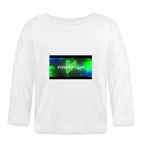 VizionzClan_Real - Baby Langarmshirt