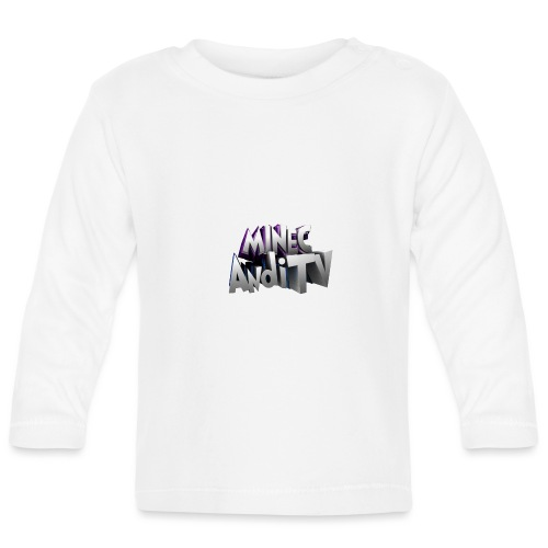 MinecAndiTV - Baby Langarmshirt