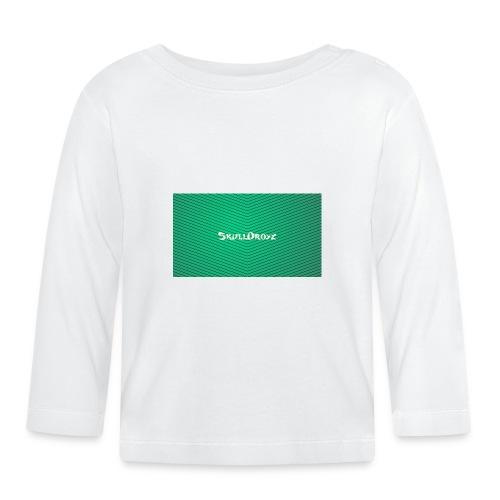 backgrounder - Baby Langarmshirt