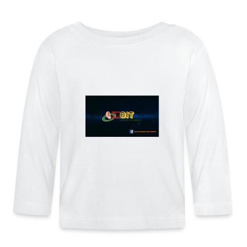 OhrBit Logo - Baby Langarmshirt