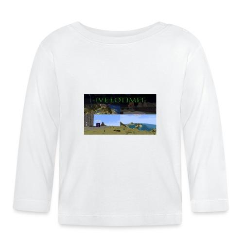 Velotime! - Långärmad T-shirt baby
