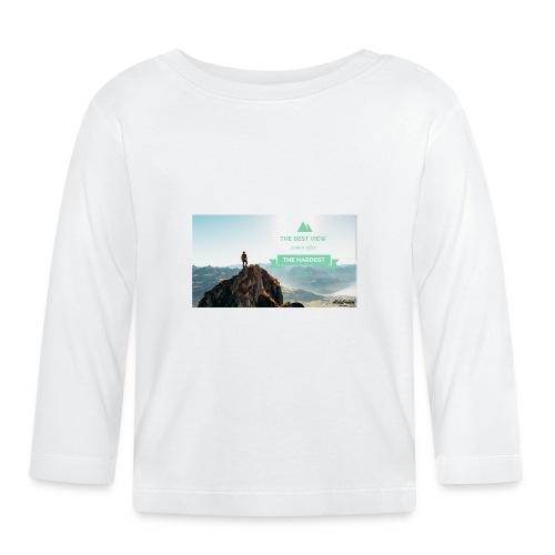 fbdjfgjf - Baby Long Sleeve T-Shirt