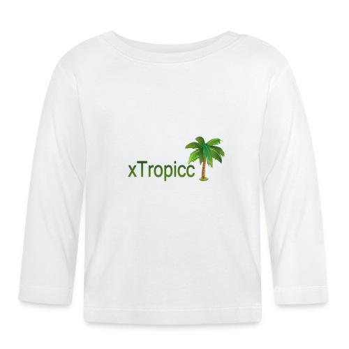 tropicc - T-shirt manches longues Bébé