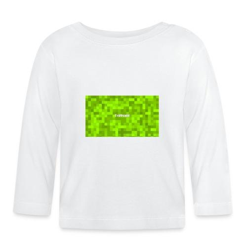 Youtube Triffcold - Baby Langarmshirt