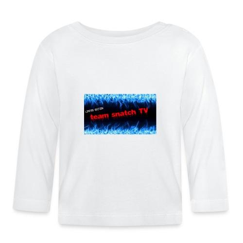 team snatch - T-shirt manches longues Bébé
