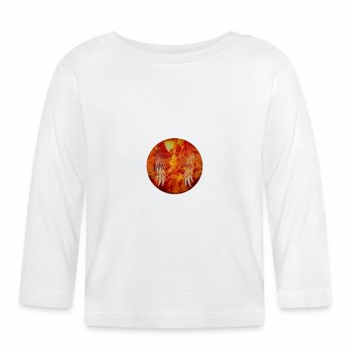 Fire and Fuego - Maglietta a manica lunga per bambini