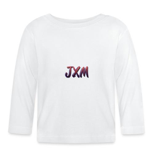 JXM Logo - Baby Long Sleeve T-Shirt
