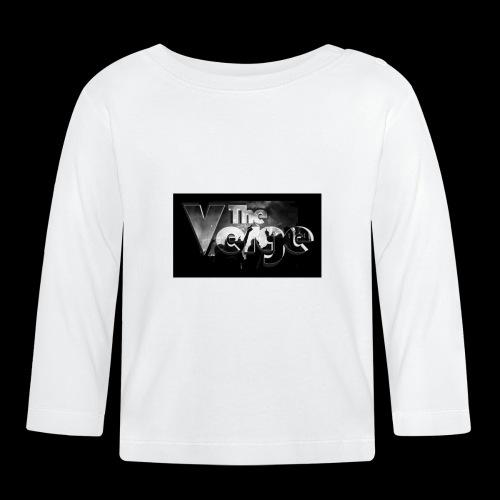 TV logo 002 - T-shirt manches longues Bébé