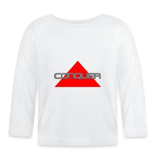 Conquer, by SBDesigns - T-shirt manches longues Bébé