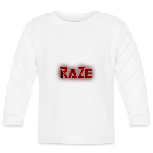 RaZe Logo - Baby Long Sleeve T-Shirt