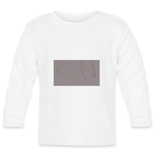 SASNINJA's merch - Baby Long Sleeve T-Shirt