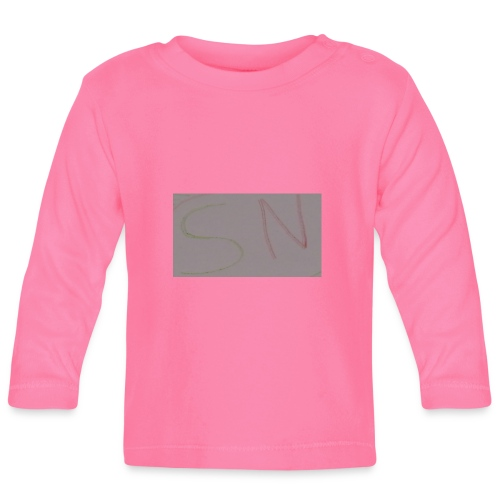 SASNINJA's merch - Baby Long Sleeve T-Shirt