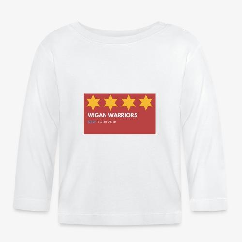 Wigan warriors NSW 2 TOUR - Baby Long Sleeve T-Shirt
