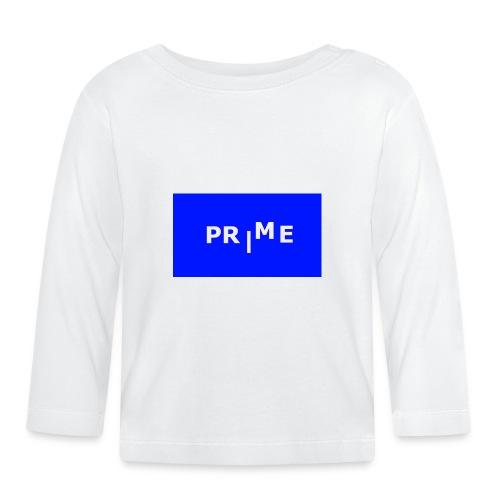 PR|ME - Långärmad T-shirt baby