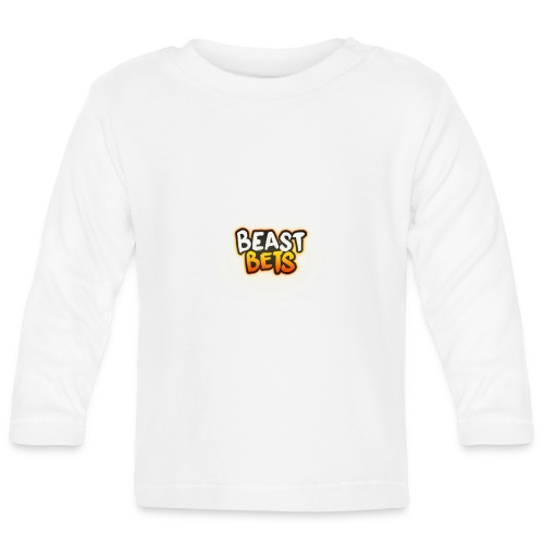 BeastBets - Langærmet babyshirt