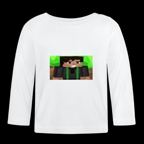 EnZ PlayZ Profile Pic - Baby Long Sleeve T-Shirt