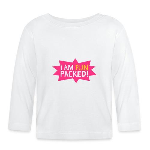 Fun packed - Baby Long Sleeve T-Shirt