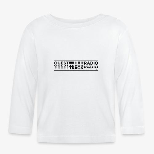 Logo Long noir - T-shirt manches longues Bébé