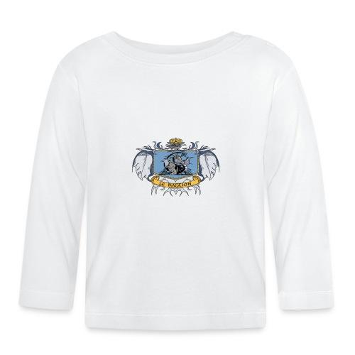LeBastion1080 - logo - T-shirt manches longues Bébé