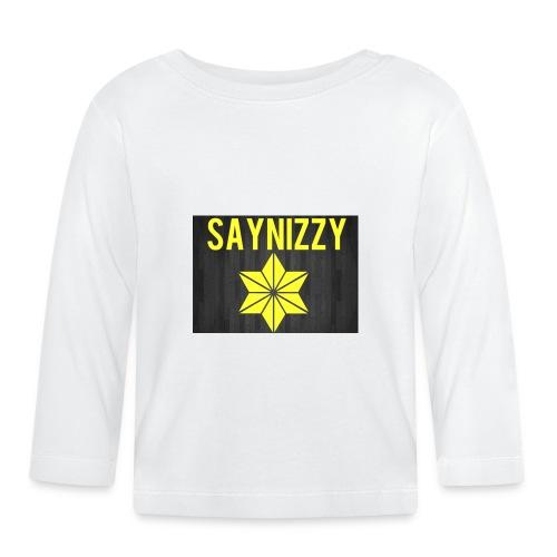 Say nizzy - Baby Long Sleeve T-Shirt