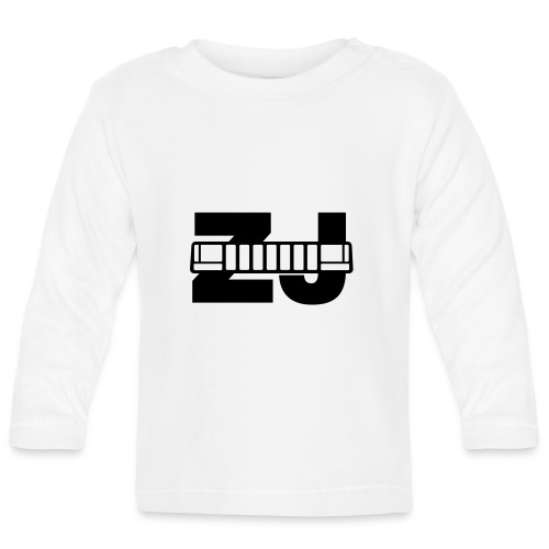 Jeep ZJ grill - Baby Long Sleeve T-Shirt