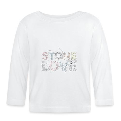 Stone Love Fontainebleau - Baby Langarmshirt