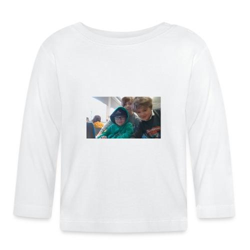 hihi - Långärmad T-shirt baby