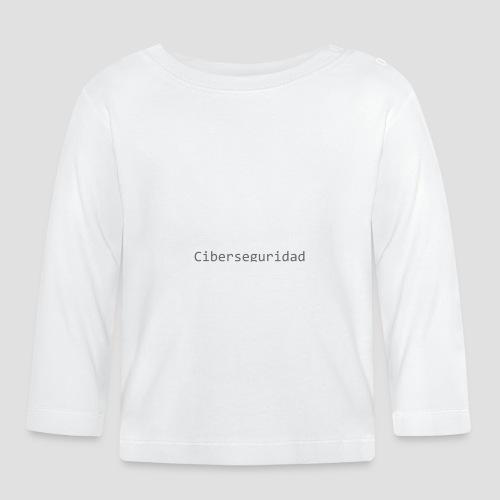 Sly Security | Ciberseguridad - Camiseta manga larga bebé