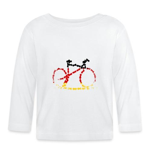 Germany bike chain scale - Baby Long Sleeve T-Shirt