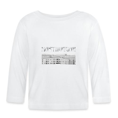 Masthuggah masthuggsterassen - Långärmad T-shirt baby