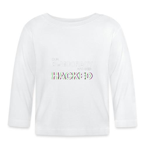 Felpa Economy ODHBH #mr.robot - Baby Long Sleeve T-Shirt