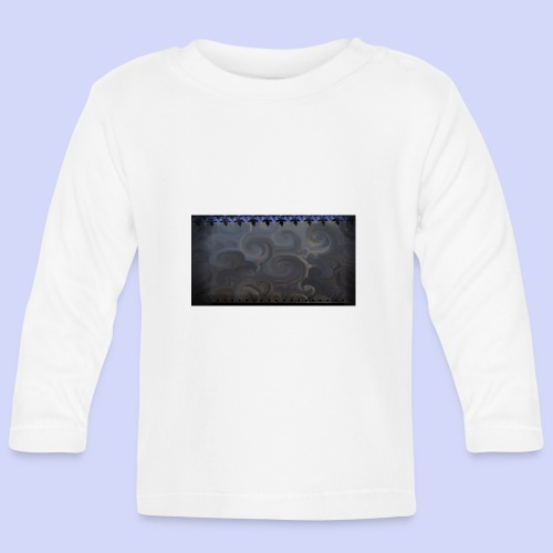 Dark mornings - Night cup - Langærmet babyshirt